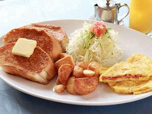 クラウンホテル沖縄:ホテル自慢の洋朝食!