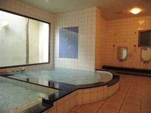クラウンホテル沖縄:大浴場
