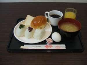 グリーンリッチホテル広島新幹線口:◇朝食は無料セルフサービス♪ am7:00~am9:30