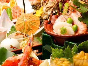 月美の宿 紅葉音 :【美食会席】良質な食材を使用した和食会席