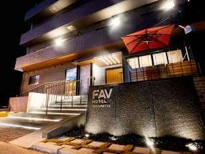 FAV HOTEL TAKAMATSUの写真