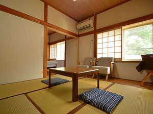 旅籠 しび荘:和洋室/お風呂上りは畳でゴロリ…