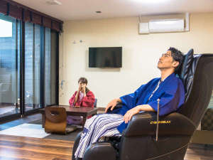 リブマックスリゾート鬼怒川:プレミアム和洋室