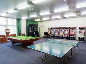リブマックスリゾート鬼怒川:遊戯室