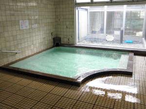 八田温泉 湧暇李の里 樹園:*内湯一例/全ての浴槽が100%天然温泉の源泉かけ流し♪