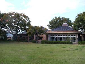 八田温泉 湧暇李の里 樹園の写真