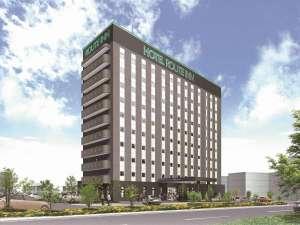 ホテルルートインGrand太田駅前の写真
