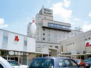 ホテルカモの写真