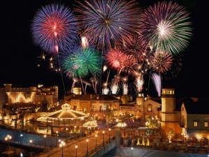 和歌山マリーナシティホテル:【ポルトヨーロッパ】花火と音楽のナイトファンタジックショー☆「スターライトイリュージョン」