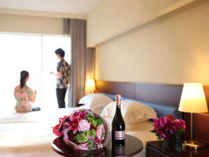 和歌山マリーナシティホテル:大切な記念日には、特別な一日を。