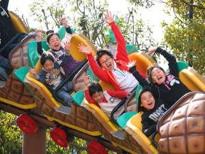 和歌山マリーナシティホテル:【ポルトヨーロッパ】 お子様に大人気アトラクションがいっぱい!ホテルから徒歩1分☆