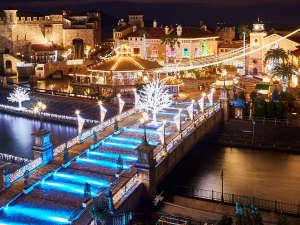 和歌山マリーナシティホテル:ポルトヨーロッパ・光のフェスティバル『Festa Luce』期間限定!