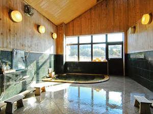 飯塚旅舘:*加温・加水を一切していない、100%天然温泉を贅沢にかけ流しでお楽しみいただけます!