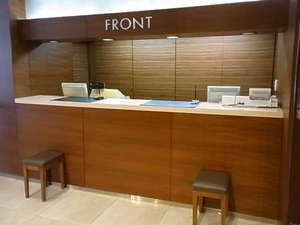 静岡第一ホテル:フロント 安心の24時間対応。門限もございません。