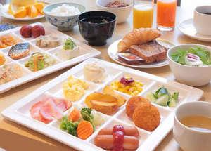 関西エアポートワシントンホテル:元気の出る朝食♪