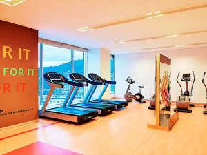 シェラトングランドホテル広島:フィットネス