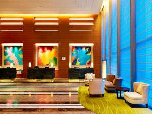 シェラトングランドホテル広島:ロビー階(L)ロビー