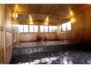 酸ケ湯温泉旅館:小浴場「玉の湯」女性風呂