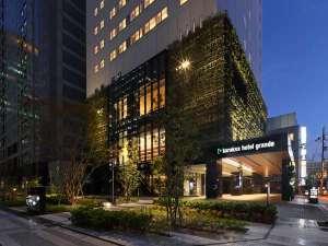 からくさホテルグランデ新大阪タワー 2019年11月27日OPENの写真