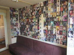 レディースホテル プチハウス:喫煙室になります。