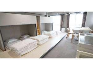 ビーグル東京ホステルアンドアパートメンツ:ファミリールームAタイプ