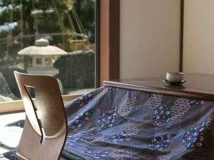 猿ヶ京温泉 生寿苑(しょうじゅえん):和室14畳二間 - 全室掘りごたつ完備でのんびり寛げるお部屋