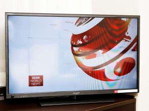 BBC日本語、英語の2ヵ国語放送(日本語放送のない時間帯は、英語放送のみとなります)