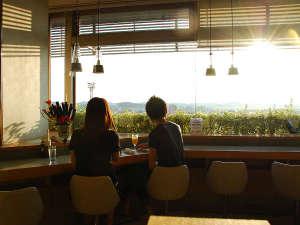 7Fから眺める景色に、ゆっくりとした時をお過ごしくださいませ。
