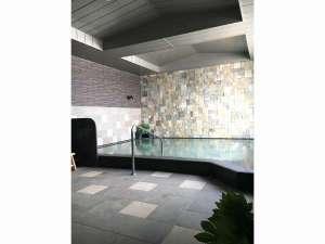 北見天然温泉 ホテルルートインGrand北見駅前:北見天然温泉大浴場「旅人の湯」