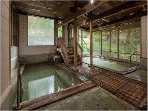 青森ワイナリーホテル:大浴場(内湯)