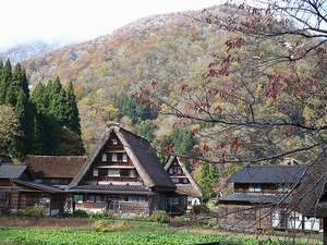 五箇山温泉赤尾館