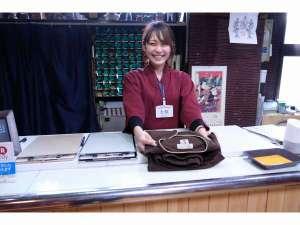 カプセルイン錦糸町:元気なご挨拶でお迎えいたします!