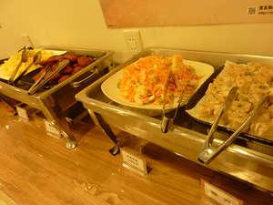 ホテルピースアイランド宮古島:朝食バイキング