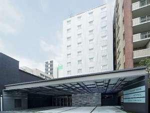 パークサイドホテル広島平和公園前の周囲はビジネス街のため夜は静かです。