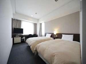 パークサイドホテル 広島 平和公園前:ツインルーム