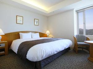 ホテル京セラ:本館ダブルルーム