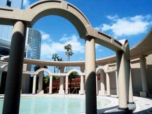 ホテル京セラ:水着で入るアミューズメントスパ『エデン』 ※夏休みやGW・年末年始など季節営業になります。