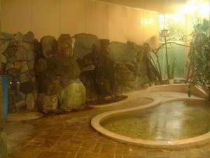 鋸山金谷温泉 石の湯