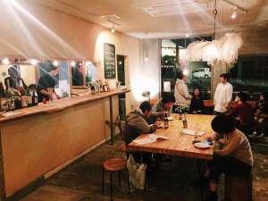 Y Pub&Hostel TOTTORI:1Fの併設のPubです。