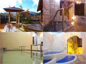5つの温泉貸切風呂が楽しめる宿 有馬館の写真
