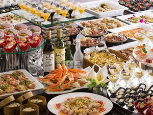ホテル大雪:地場産・北海道の食材をふんだんにご用意