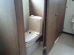 和のやど なぐも :館内トイレ一例