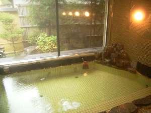 炭の宿 リバーサイドホテル昼神:お肌しっとり!つるつるなめらかな湯