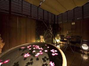 プラチナスイート:横浜エリアで唯一の客室露天風呂