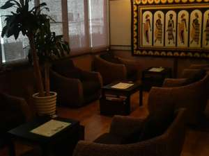 直営のタイ古式セラピー「ファンディー」のカフェ。