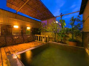 ◆【女性露天風呂・星の湯】自慢の≪屋上露天風呂≫近隣からは見えない高さのため、ご入浴も安心♪