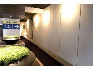 スマイルホテル博多:閑静な雰囲気をお楽しみくださいませ。