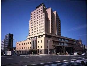 ホテルメルパルク名古屋 外観
