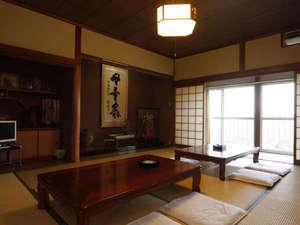 料理民宿 おれんじ荘:お部屋の一例