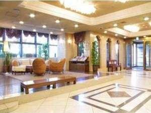 横浜 マンダリンホテル:1F・ロビー